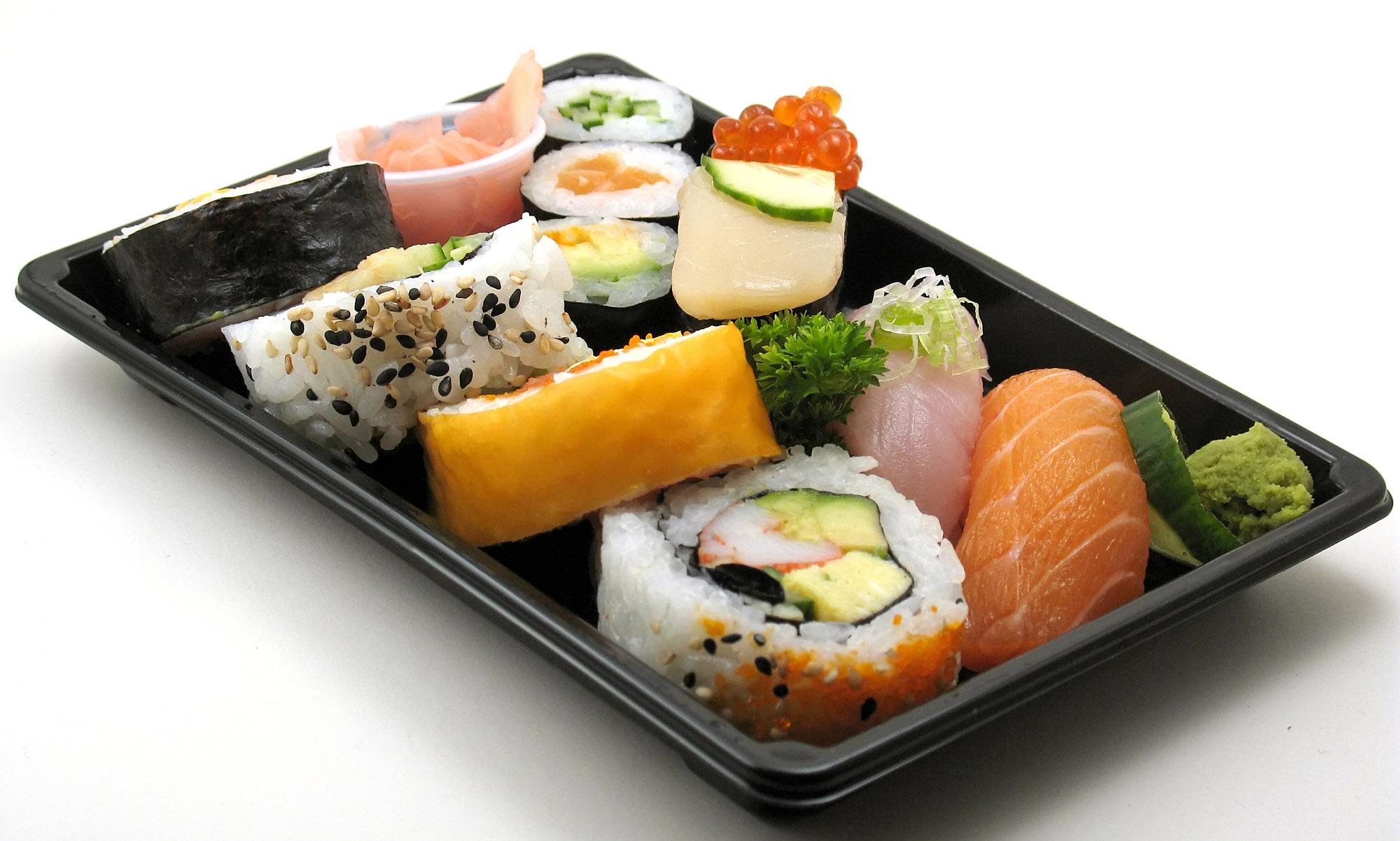 Sushimania Sushi Box