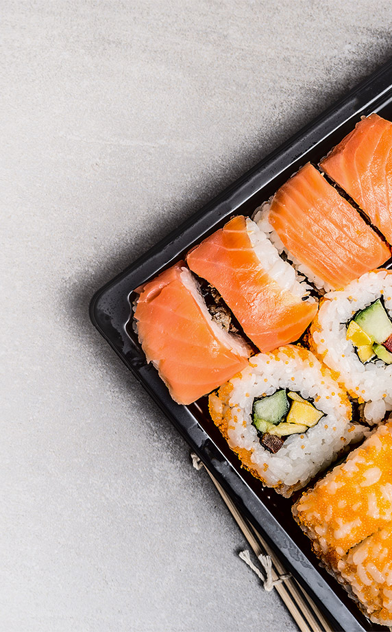 Sushi party, sushimania per le tue occasioni speciali